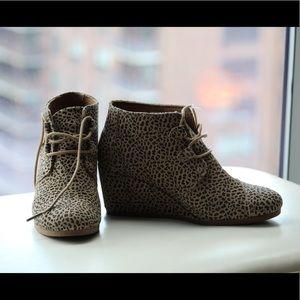 26e95f24e12d Toms Shoes Cheetah Print on Poshmark